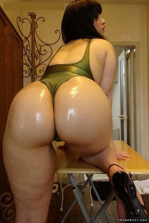 Nude thick asian asses