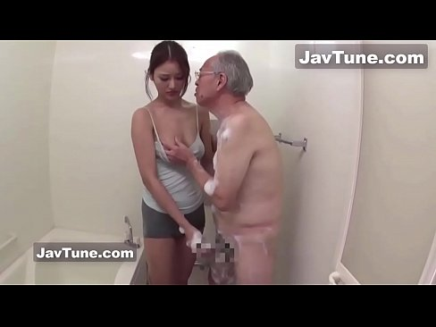 Old asian fuck