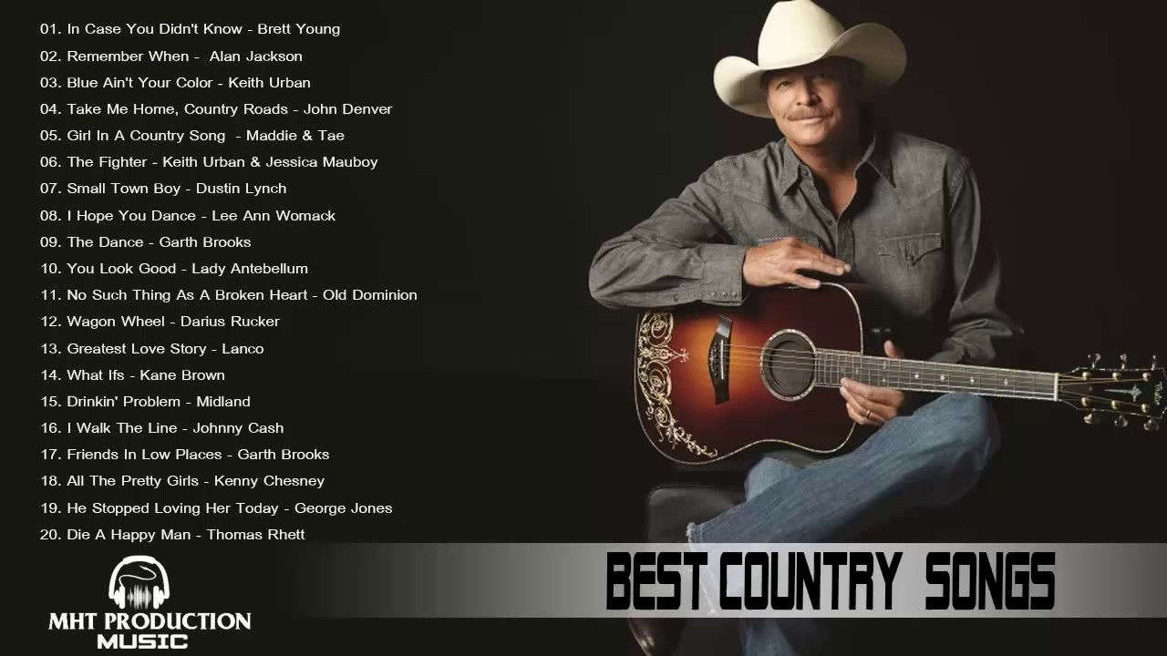 Most popular new country songs