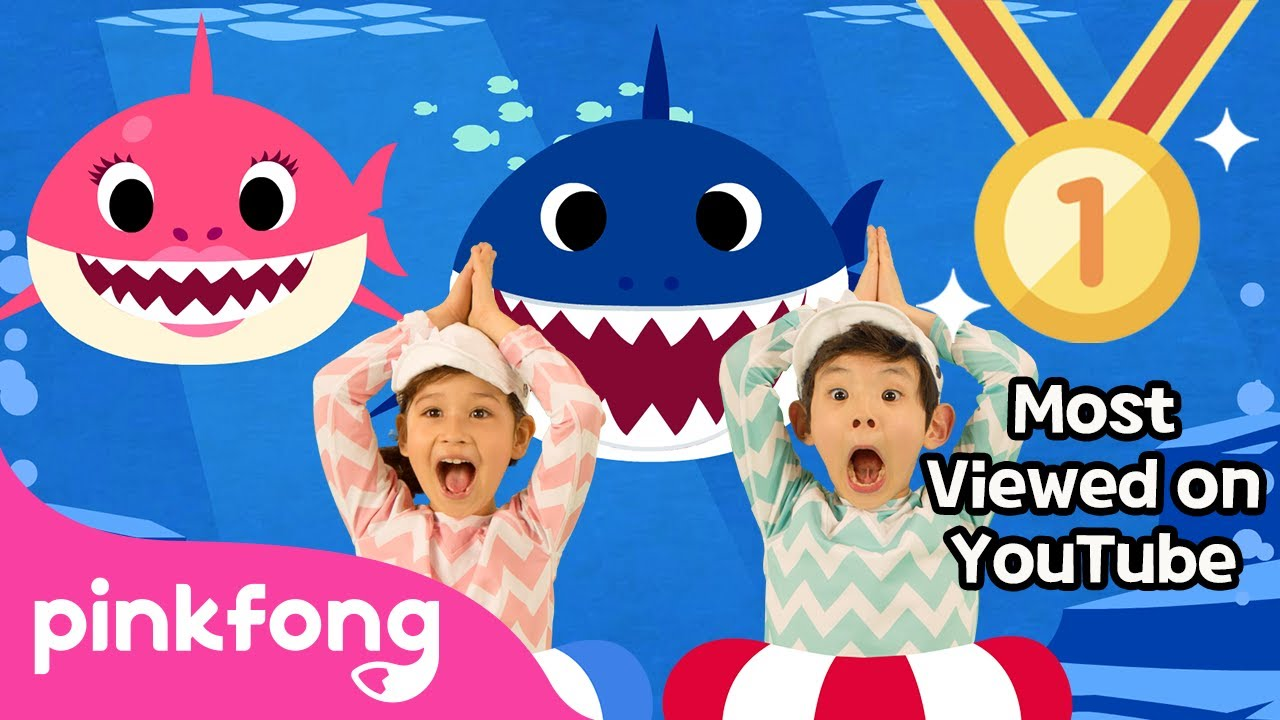 Play baby shark song by pinkfong