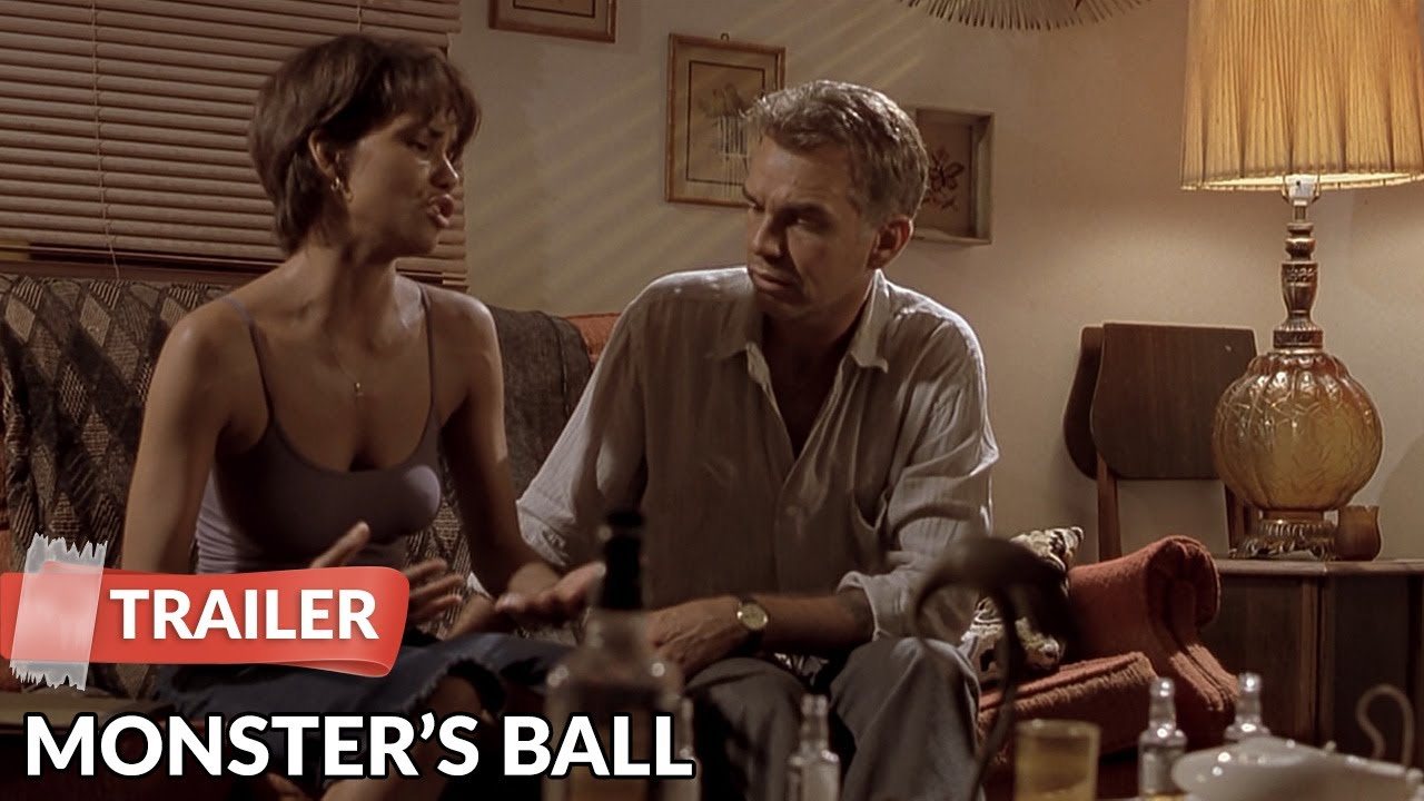 Halle berry monster ball real