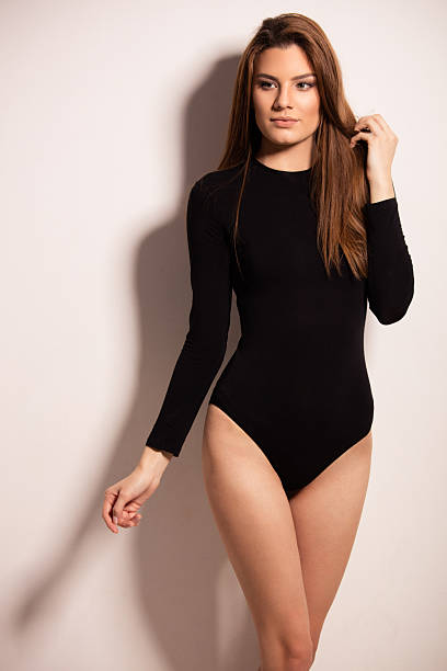 Hot young girls in leotards pics