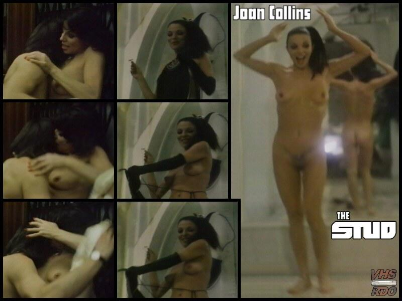 Joan collins full frontal