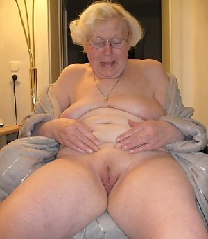 Old people good pussy