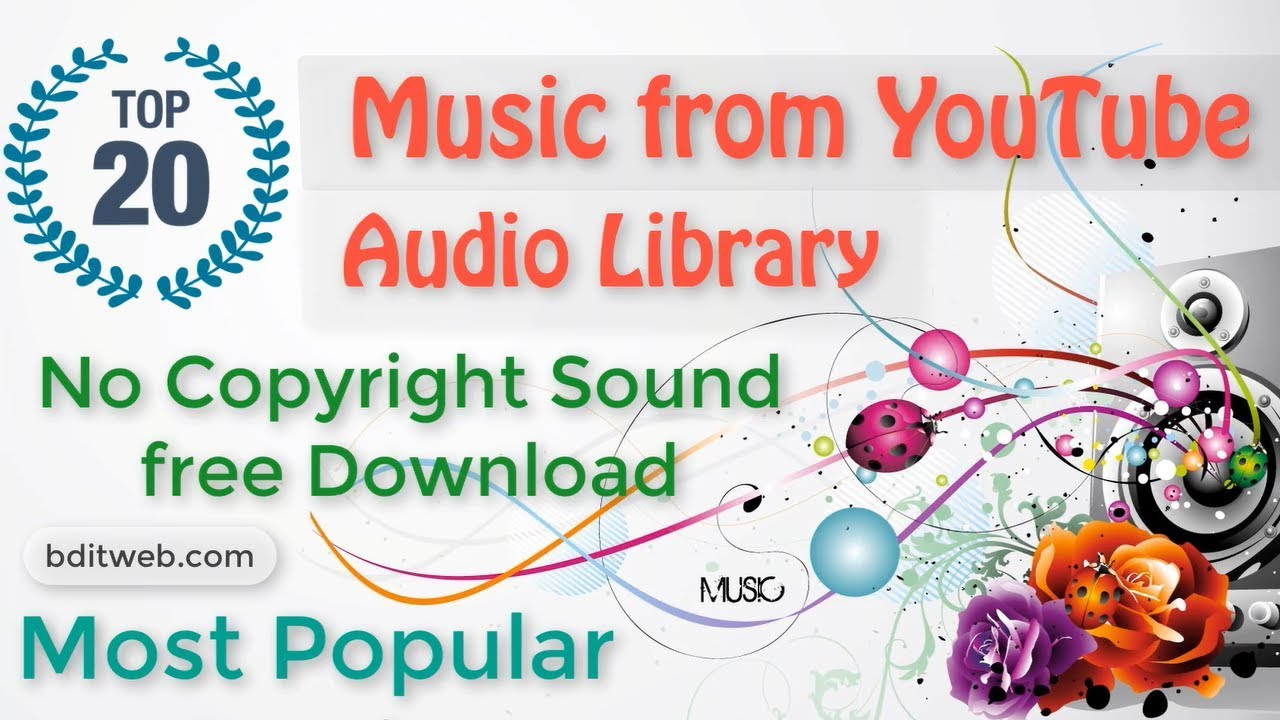 Popular youtube background music download