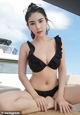 Thailand name of young sexy star